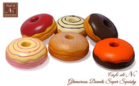 Cafe de N Glamours Donuts Super Squishy