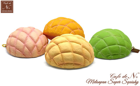 Cafe De N Bakery Melonpan Super Squishy by NIC
