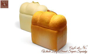 Cafe De N Bakery Whole Loaf Bread Super Squishy by NIC