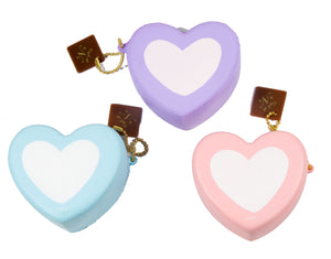 Cafe De N Scented Heart Marshmallow Squishy by NIC