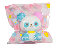 ibloom Cotton Candy Panda Squishy Dreamy version front view in packaging