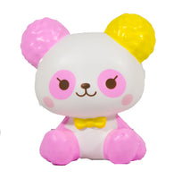 ibloom Cotton Candy Panda Squishy Sunny version front view