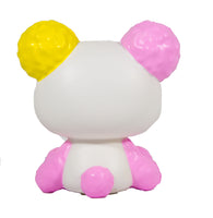 ibloom Cotton Candy Panda Squishy Sunny version rear view