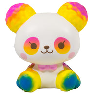 ibloom Cotton Candy Panda Squishy Joy version front view