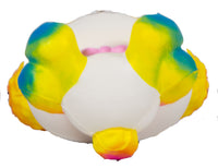 ibloom Cotton Candy Panda Squishy Joy version bottom view
