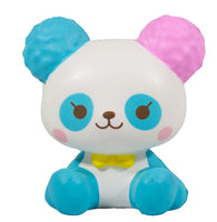 ibloom Cotton Candy Panda Squishy Dreamy version front view