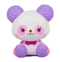 ibloom Cotton Candy Panda Squishy Melody version front view