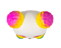 ibloom Cotton Candy Panda Squishy Joy version top view