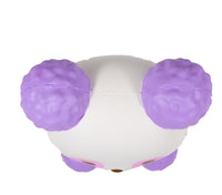 ibloom Cotton Candy Panda Squishy Melody version top view