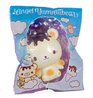 Creamiicandy Yummiibear Angel Squishy Front View in packaging