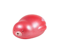 Puni-Maru Jumbo Mochi Seal Squishy Strawberry version front view