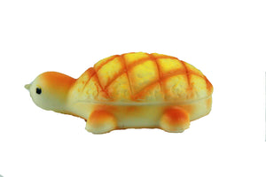 CharmsLOL Turtle Squishy side view.