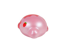 Puni-Maru Jumbo Mochi Seal Squishy Strawberry version rear view