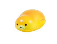 Puni-Maru Jumbo Mochi Seal Squishy Mango version front view