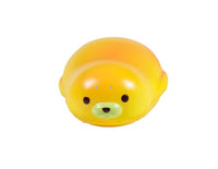 Puni-Maru Jumbo Mochi Seal Squishy Mango version face view