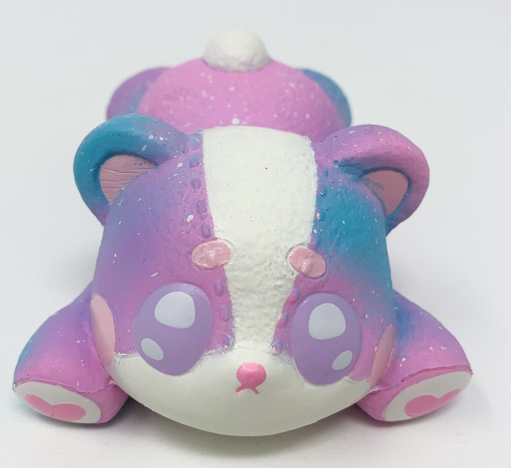 iBloom Harajuku Bear Squishy Cosmo Galaxy Harajuku Bear Squishy front view