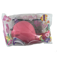 iBloom Big Millie the whale Squishy Side view in packaging