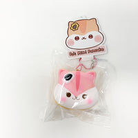 Poli Mini Pancake Squishy by Popularboxes Strawberry version