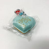 Poli New Big Heart Macaron Squishy mint green version