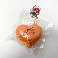 Poli New Big Heart Macaron Squishy orange version