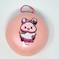 Creamiicandy Jumbo  Marshmellii Animal Bun Squishy