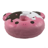 Marshmellii Piggy Donut Squishy Boy Bottom-Front View
