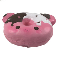 Marshmellii Piggy Donut Squishy Boy bottom View