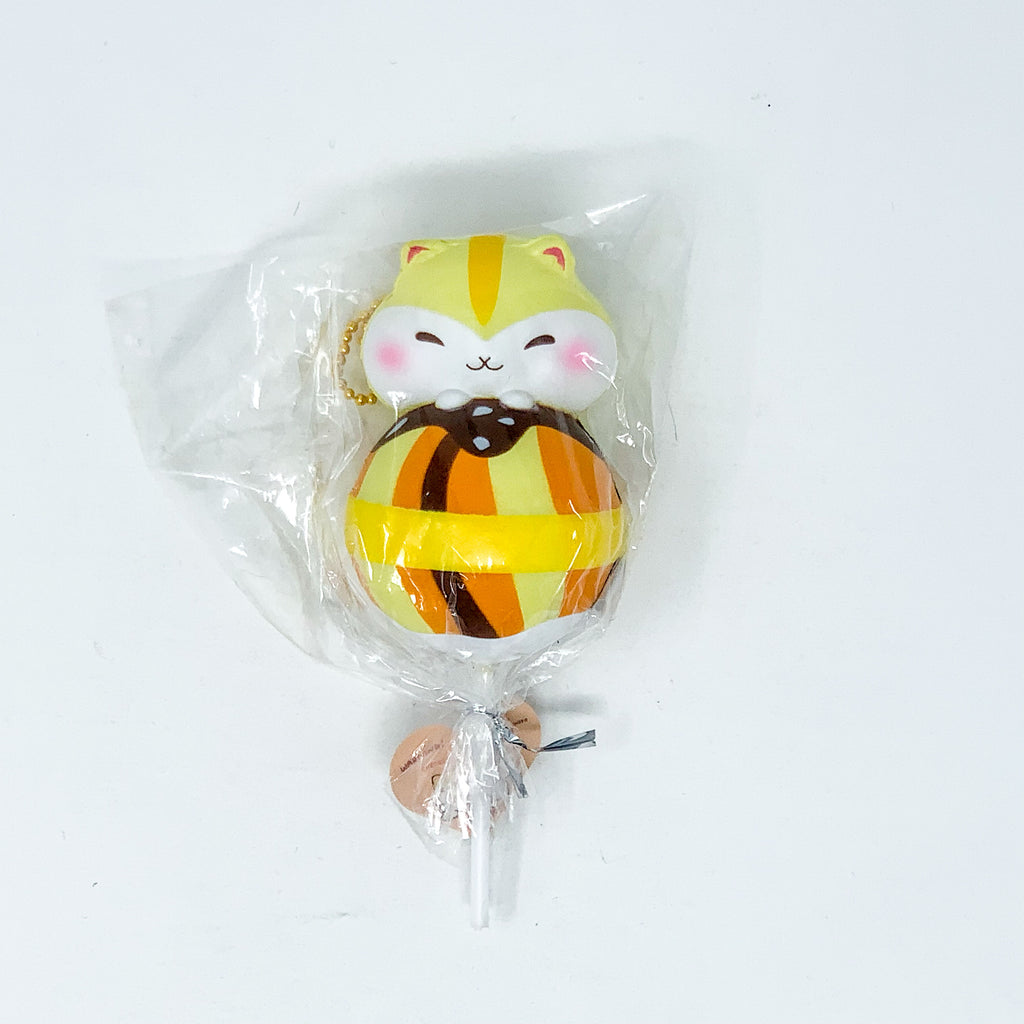 PopularBoxes Poli Lollipop Squishy Yellow Version