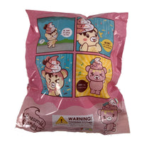 Creamiicandy Creamiibear Yummiibear Squishy rear view of packaging