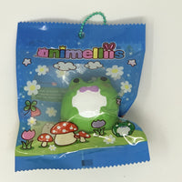Ceamiicandy Animelliis Froggie Meets Marshmellii Squishy bow versions in packaging