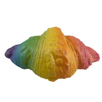 iBloom Le Croissant Squishy Rainbow version top view