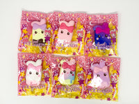 iBloom Angel Bunny Ice Candy Squishy all 6 versions in packaging