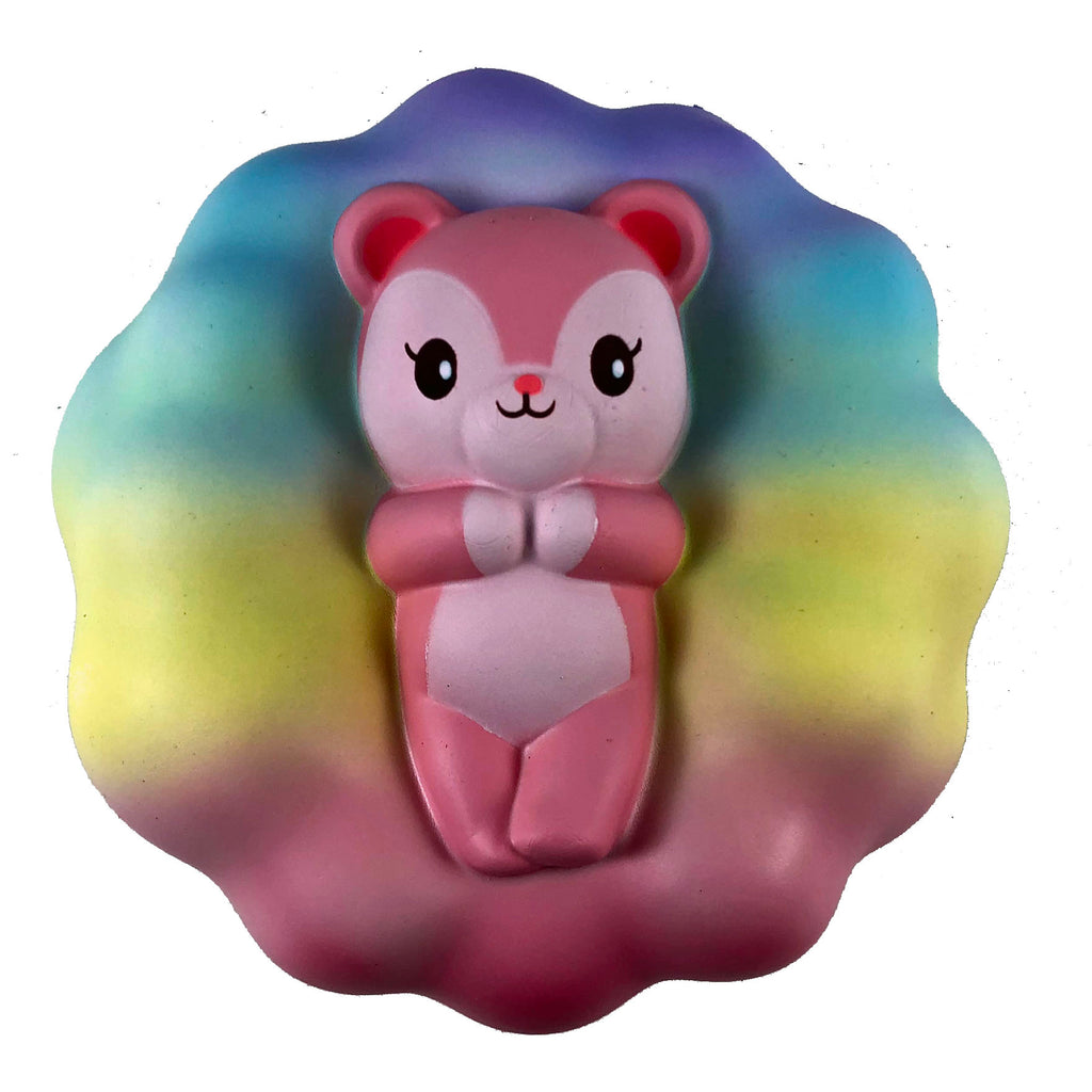 iBloom Cloud Bear Squishy Manie version front view