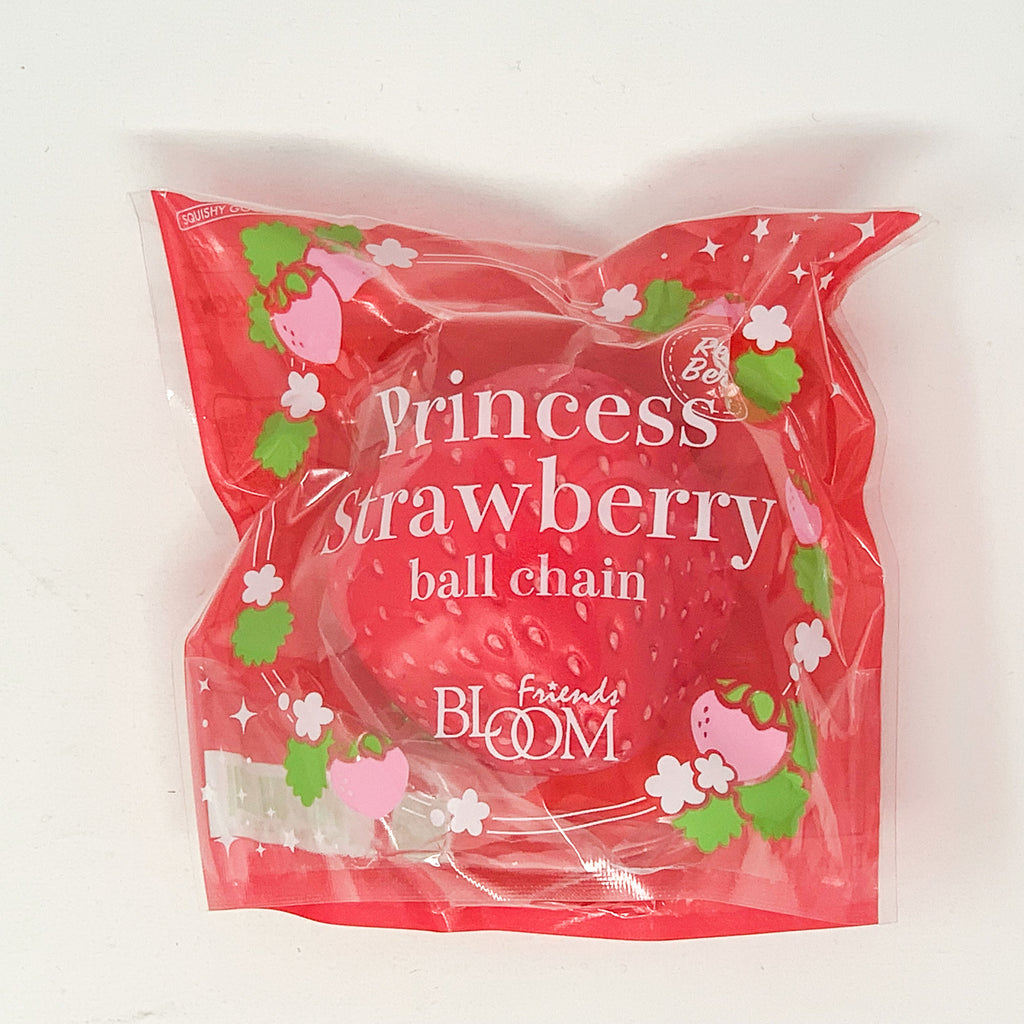 iBloom Princess Strawberry Squishy