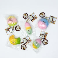 Cutie Creative Fluff Fluff Rainbow Breads Squishy Super Soft
