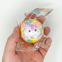 Mini Poli in a Donut Squishy