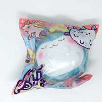 Jumbo Fat Poli Blue Unicorn Squishy