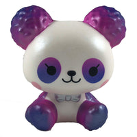 ibloom Cotton Candy Panda Squishy Neo version front view