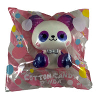 ibloom Cotton Candy Panda Squishy Neo version front view in Packaging
