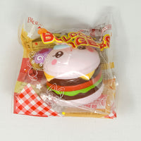 iBloom Lollipop Girl Burgers Squishy