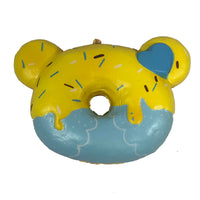 Sleeping Beauty and Cinderella Princess Yummiibear Donut Squishy by Creamiicandy