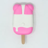 iBloom Harajuku Bear Ice Candy Squishy pink version rear view