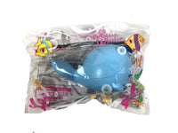 iBloom Millie the Whale Winking Eyes Squishy Billie version in packaging