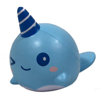 iBloom Millie the Whale Winking Eyes Squishy