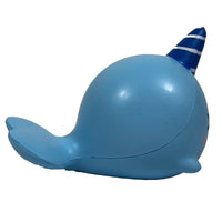 iBloom Millie the Whale Winking Eyes Squishy Billie version side view
