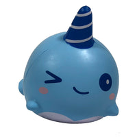 iBloom Mini Millie the Whale Wink Eyes Squishy