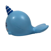 iBloom Millie the Whale Sparkling Eyes Squishy Billie Version side view