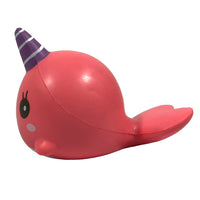 iBloom Millie the Whale Winking Eyes Squishy Millie version side view