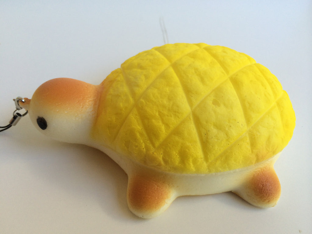 Jumbo Colored Shell Turtle Squishies