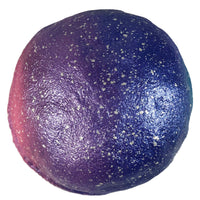 iBloom Jumbo Biscuit Bread Squishy Galaxy version top view
